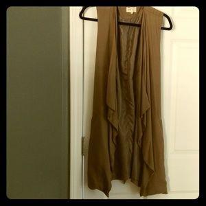 Long vest from Jolt